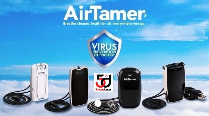 Máy Lọc Không Khí Cá Nhân AirTamer