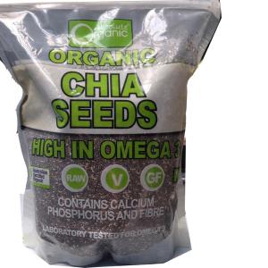 Hạt Chia Organic Úc