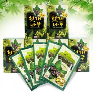 Nước bổ gan giải độc Hovenia Hàn Quốc ( 30 gói x 70ml)