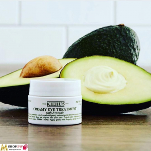 KEM MẮT QUẢ BƠ KIEHL'S CREAMY EYE TREATMENT WITH AVOCADO 15ML
