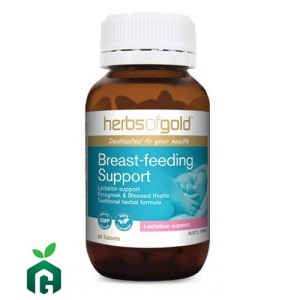 VIÊN LỢI SỮA HERBS OF GOLD BREASTFEEDING SUPORT