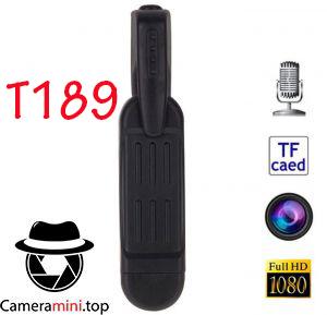 CAMERA MINI NGỤY TRANG BÚT KIỂU MỚI T189 FULL HD1080P