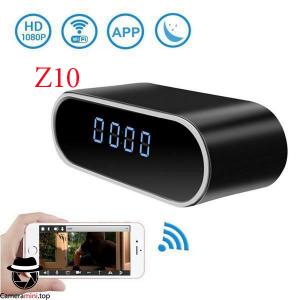 CAMERA MINI NGỤY TRANG ĐỒNG HỒ ĐỂ BÀN Z10 1080P FULL HD