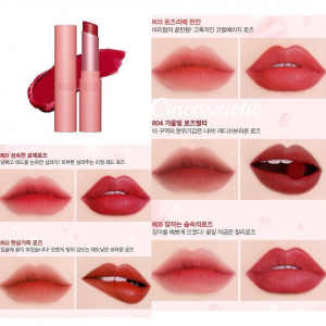 SON BLACK ROUGE ROSE VELVET LIPSTICK
